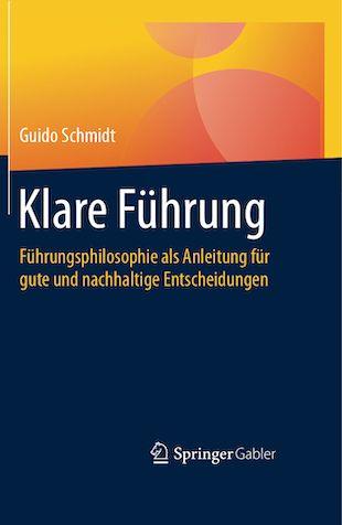 Mehr über Leadership, Synthese vs. Analyse liefert Guido Schmidt in seinem Buch.